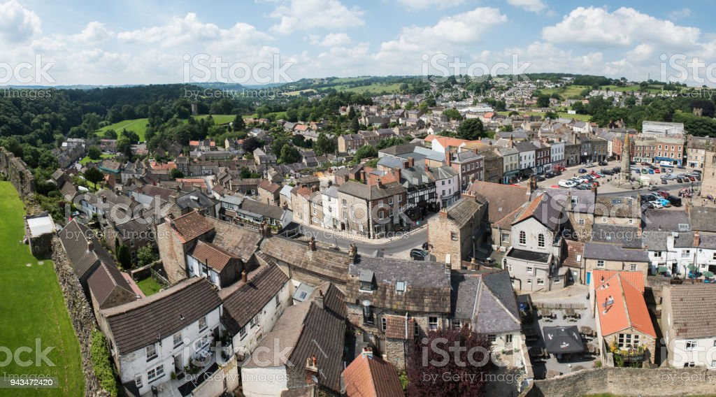 Richmond In North Yorkshire Stock Photo Download Image Now Istock