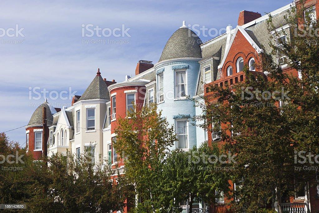 Richmond, Virginia, USA stock photo