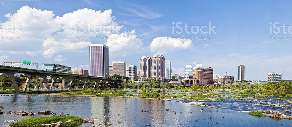 Richmond, Virginia, USA royalty-free stock photo