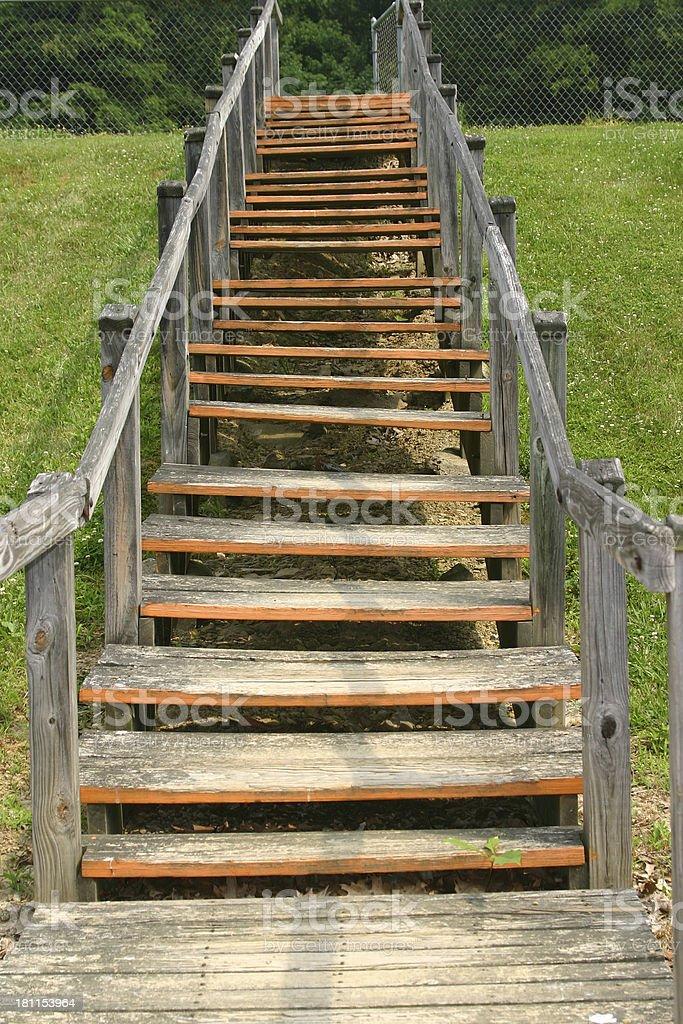 Rickety Treppe – Foto