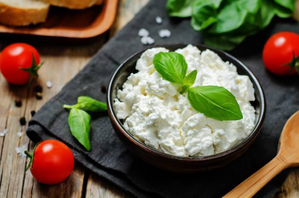 ricotta-käse - ricotta stock-fotos und bilder