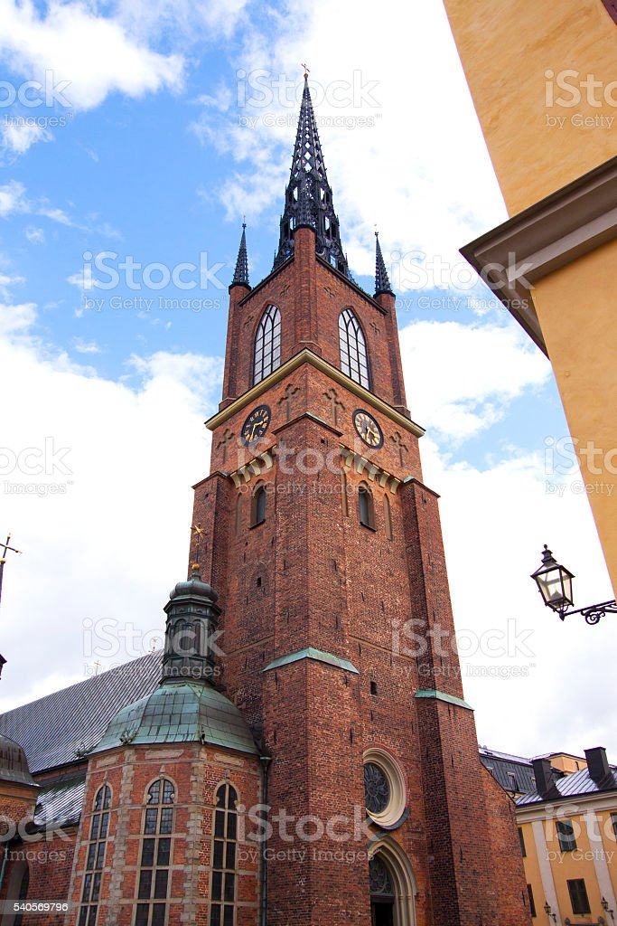 Riddarholmskyrkan Stockholm – Foto