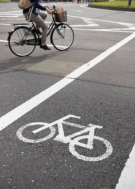 Mit dem Fahrrad – Foto