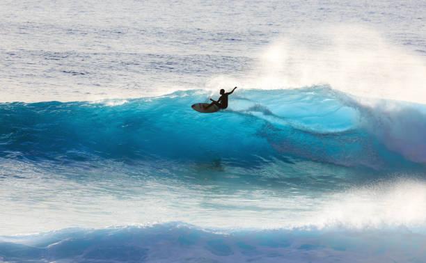 Mit der Welle Madeira – Foto