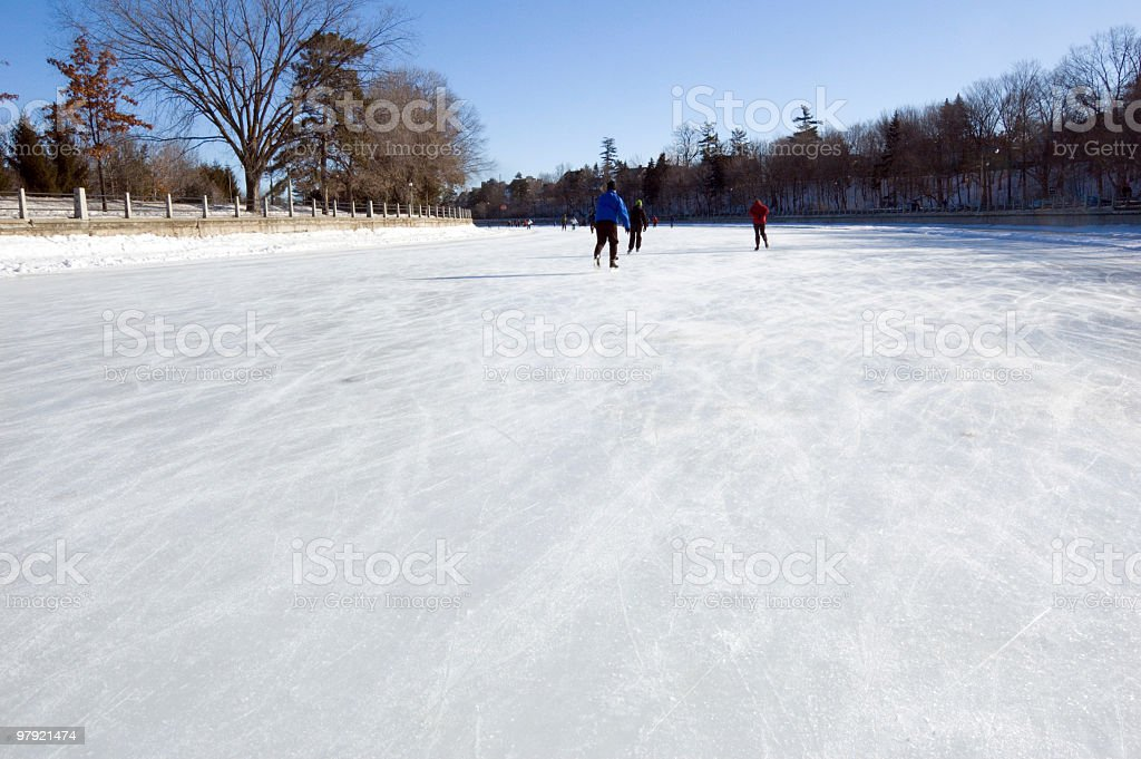 Rideau Canal royalty-free stock photo