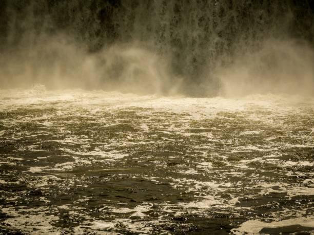 Rideau Falls V stock photo