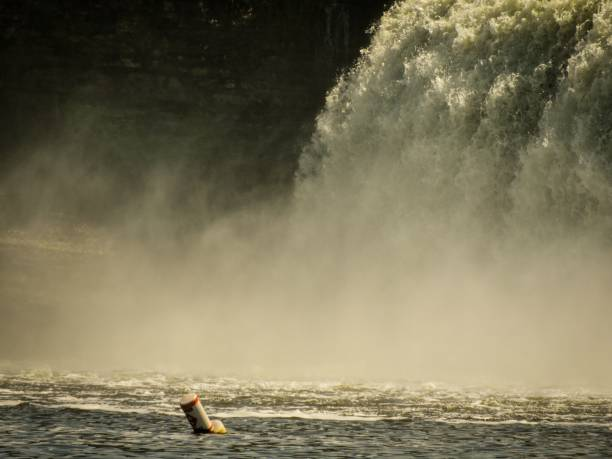 Rideau Falls VI stock photo