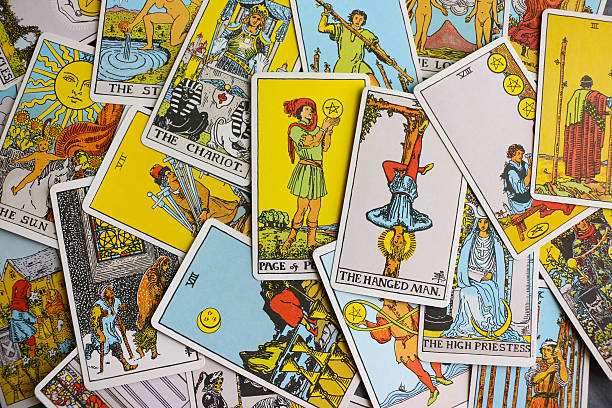 Image result for tarot cards photographs
