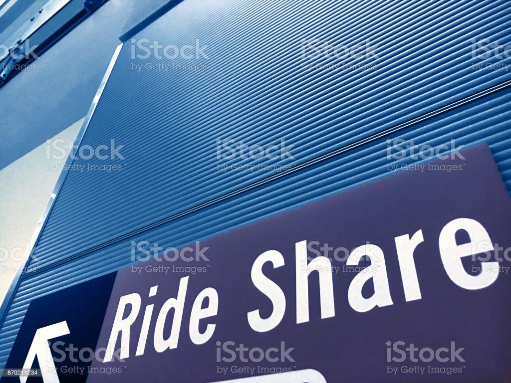 Rideshare - foto de acervo
