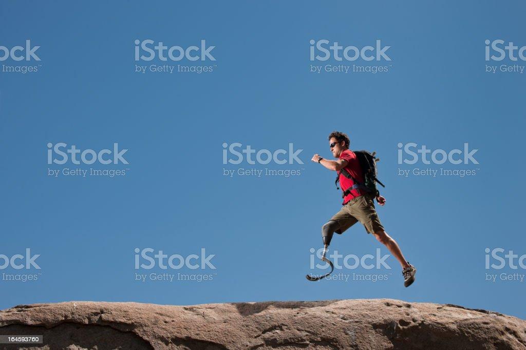 Ridge Runner stock photo