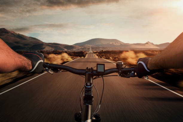 Fahrradfahren – Foto