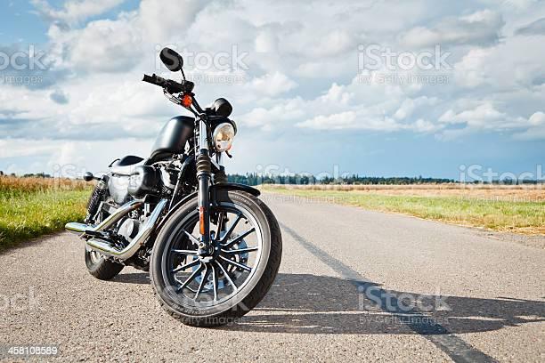 Auf Einer Harley Stockfoto und mehr Bilder von Abenteuer