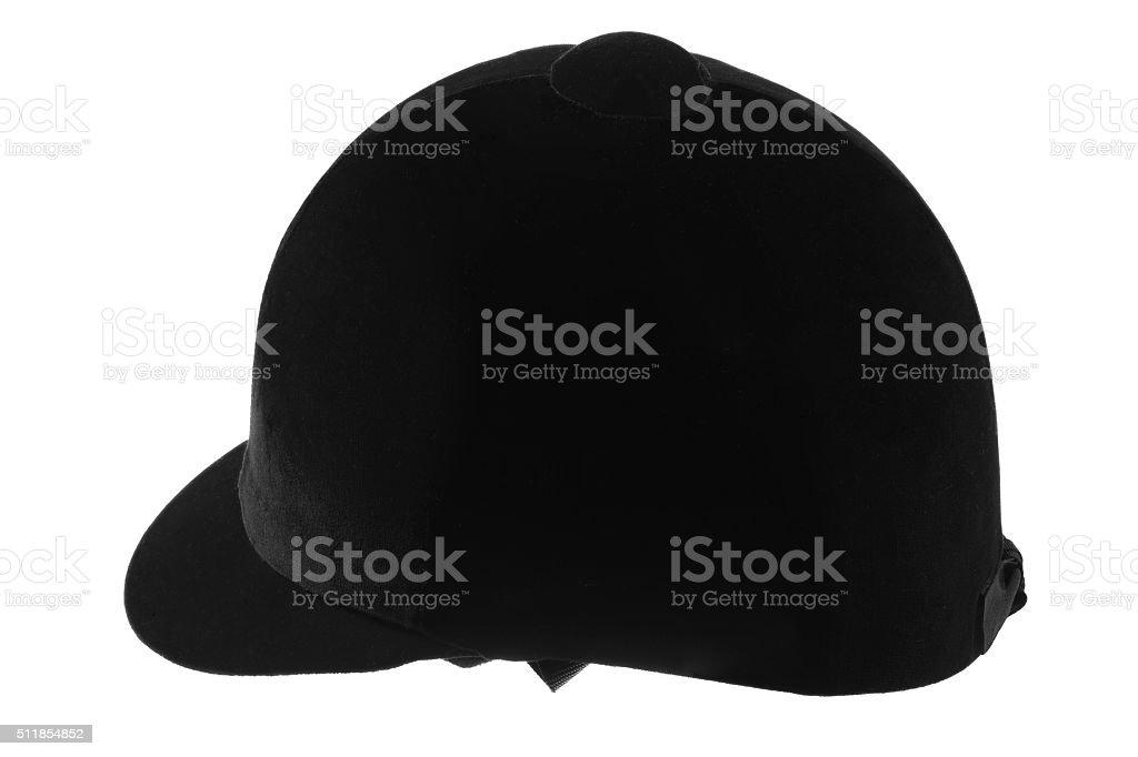 Riding Cap stock photo