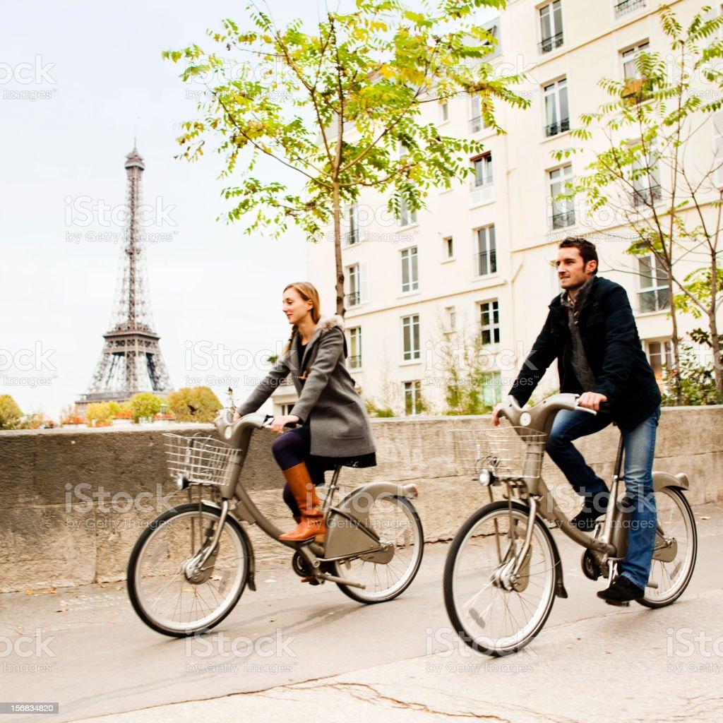Reiten in Paris – Foto