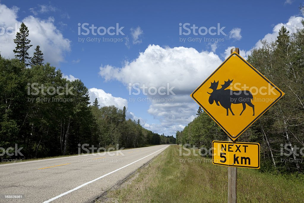 Riding Mountain National Park royalty-free stock photo