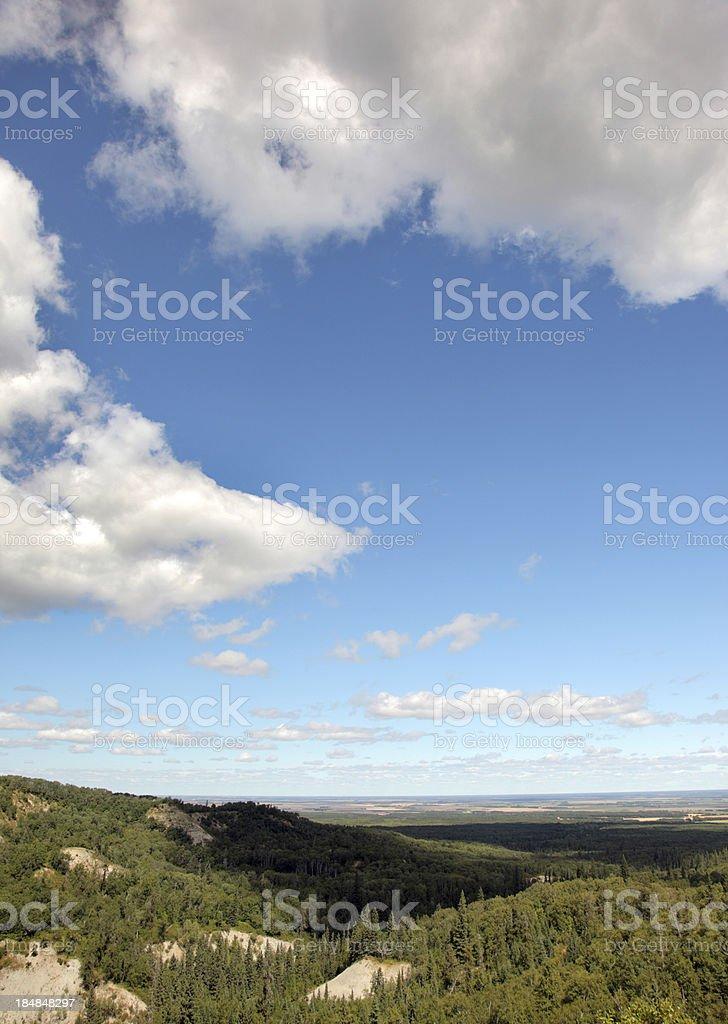Riding Mountain royalty-free stock photo
