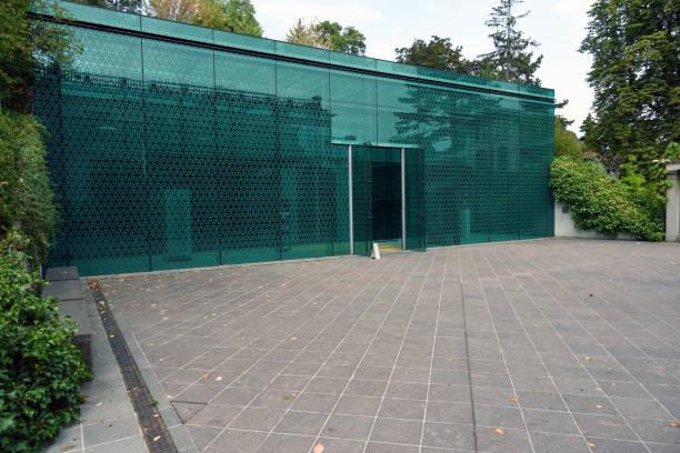 Eintritt in das Museum Rietberg – Foto