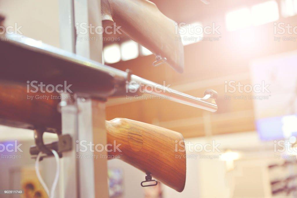 Gewehr Fass in hunter-shop – Foto