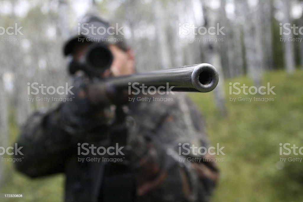 Gewehr Barrel – Foto