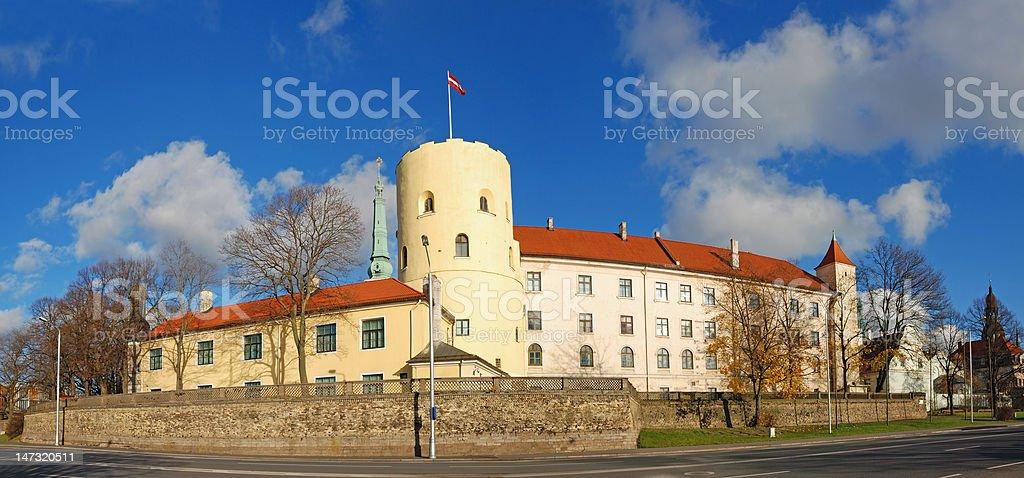 Rigaer Schloss. – Foto