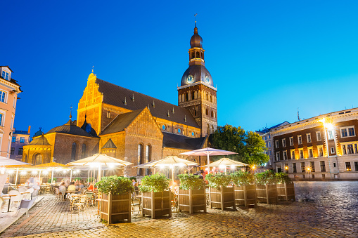 Old Lutheran Church in Riga, Latvia – free photo on Barnimages