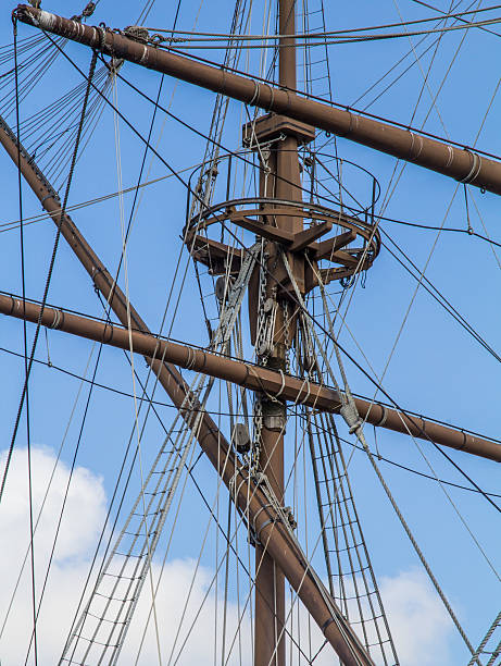 Pirate Ship Crows Nest