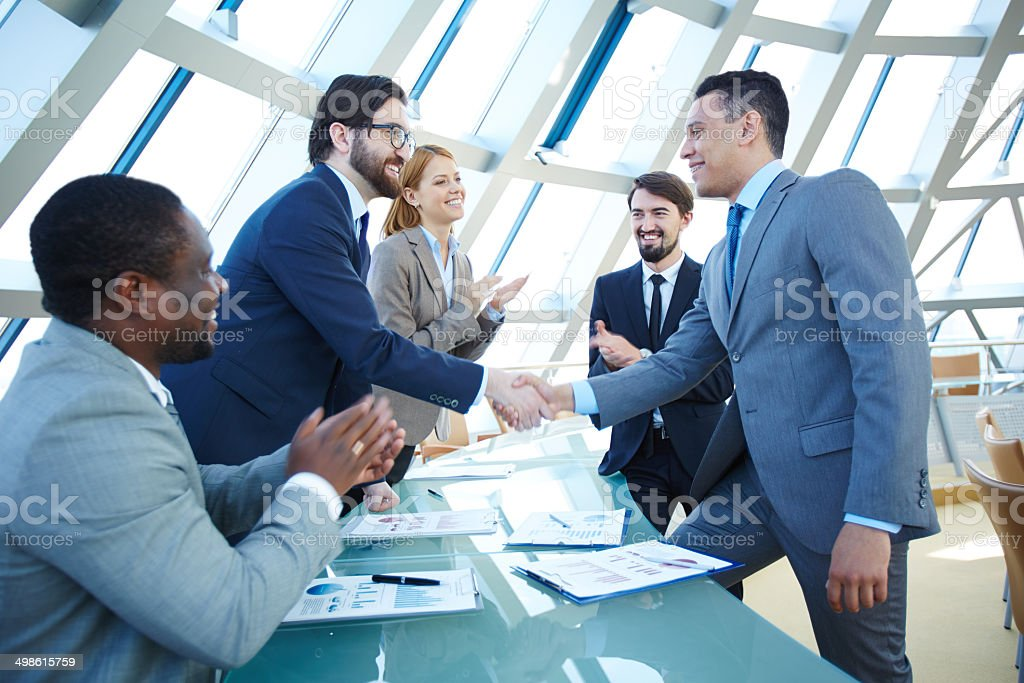 Right decision royalty-free stock photo