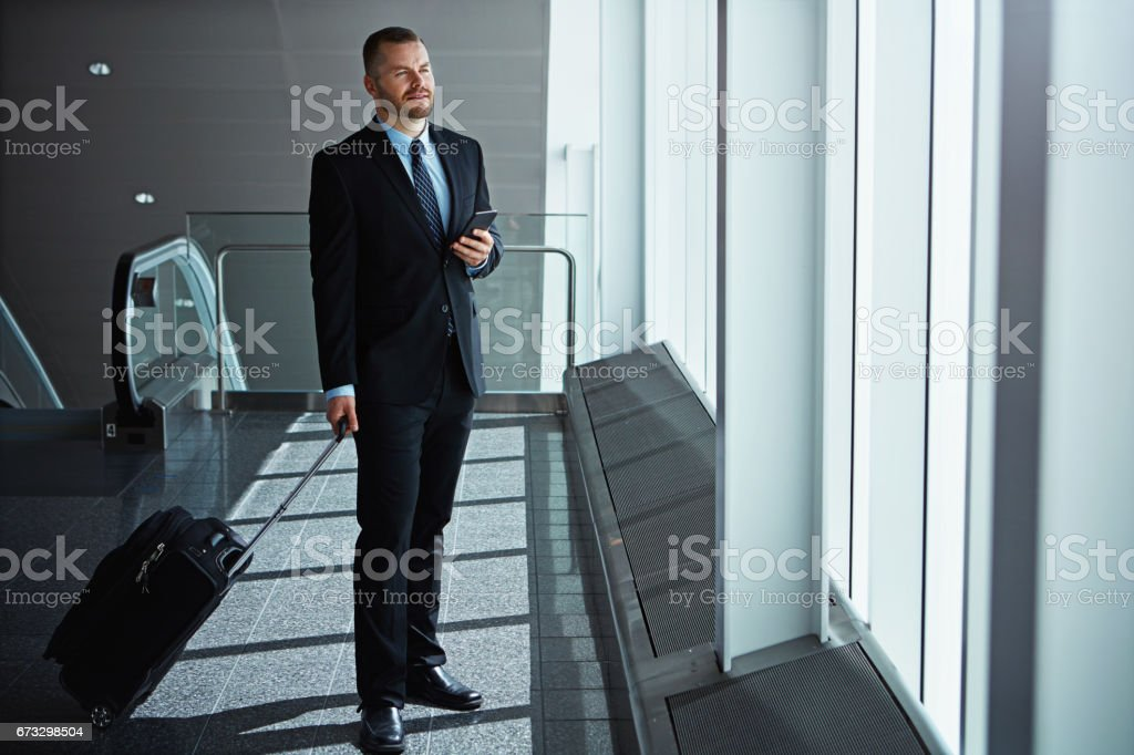 Right on schedule royalty-free stock photo