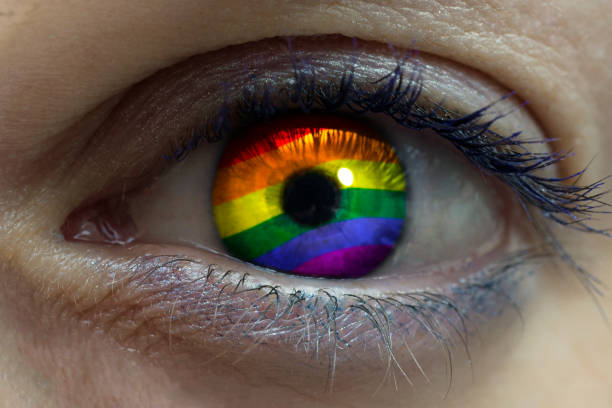 LGBT rights and pride stock photo