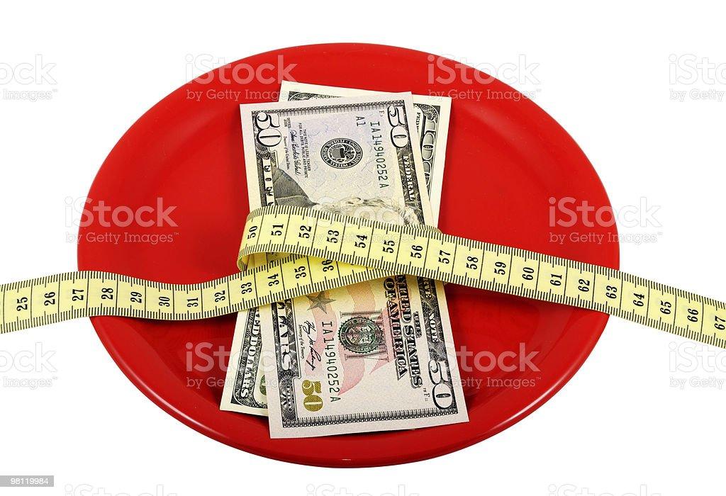 Rigorous Diet_4 royalty-free stock photo