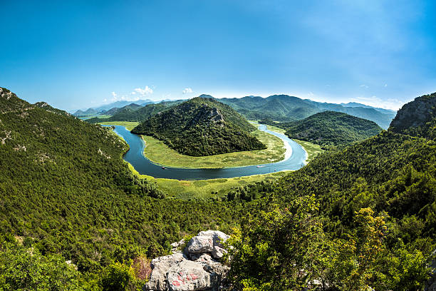 Rijeka Crnojevica, Montenegro – Foto