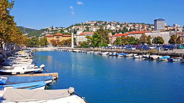 Rijeka skyline – Foto