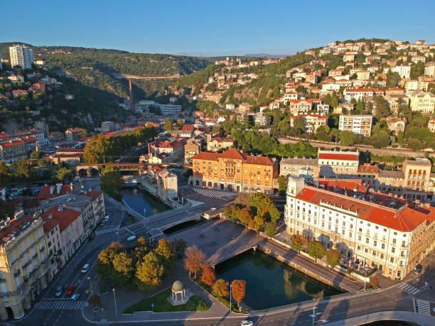Skyline von Rijeka – Foto
