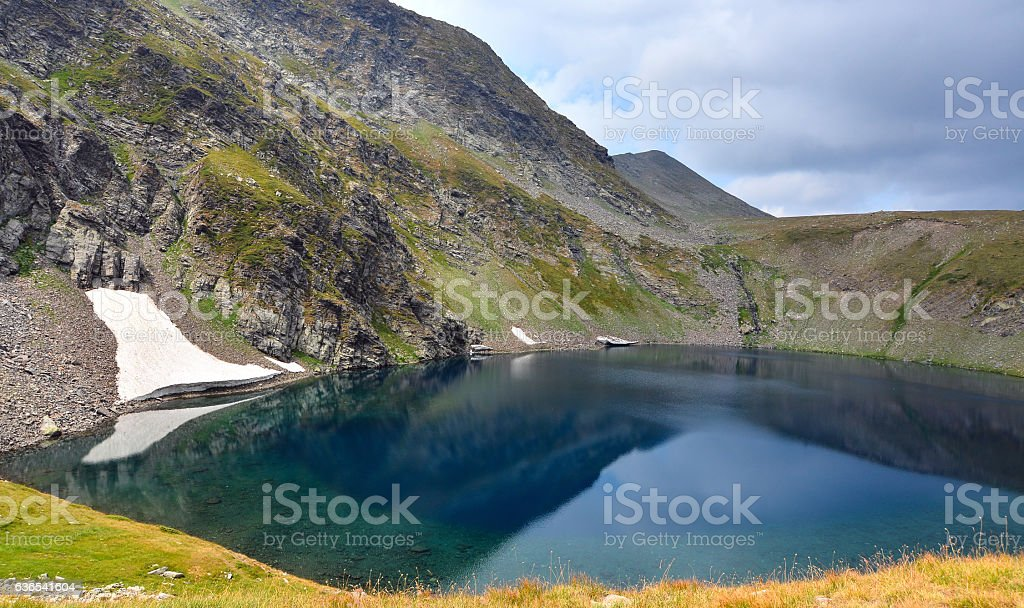 Rila Lakes, Bulgaria stock photo