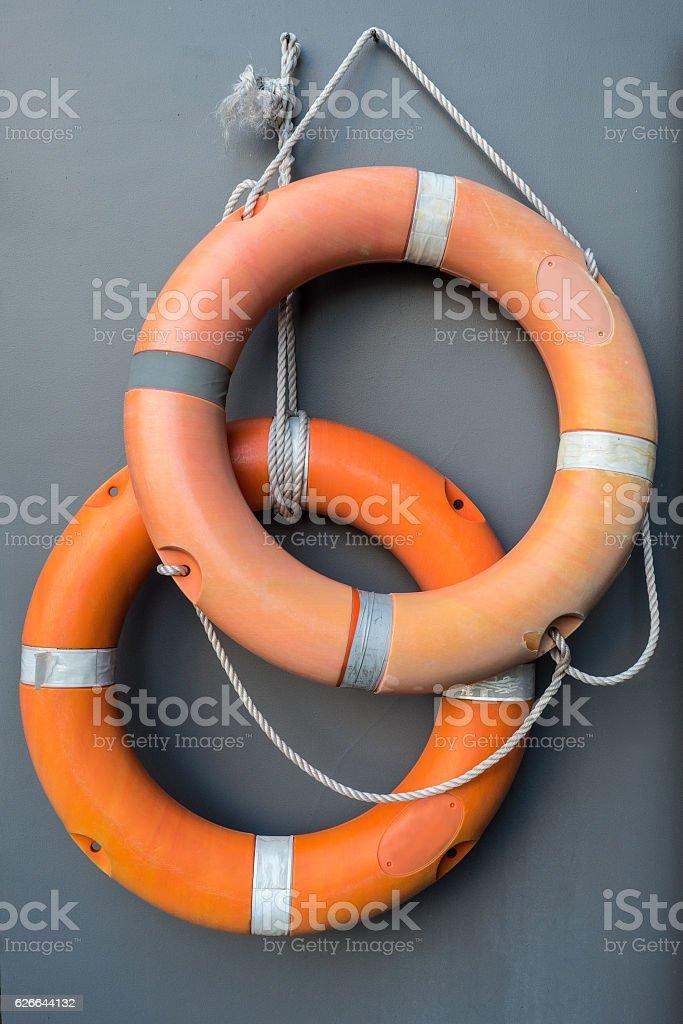 ring buoy stock photo