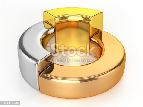 Ring Chart (Gold, Silver, Bronze)