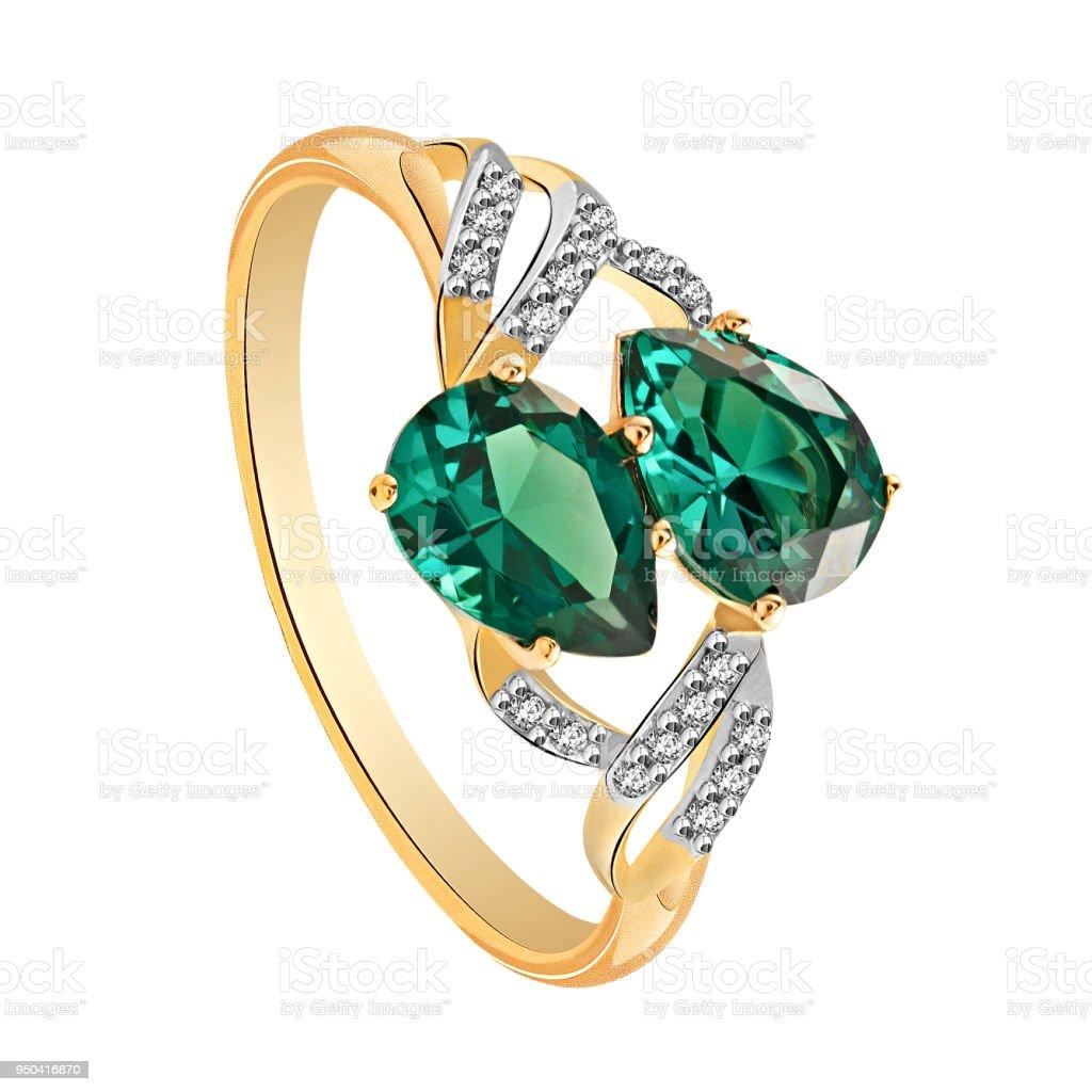 fornire un sacco di qualità costo moderato Ring Of Gold With Diamonds - Fotografie stock e altre ...