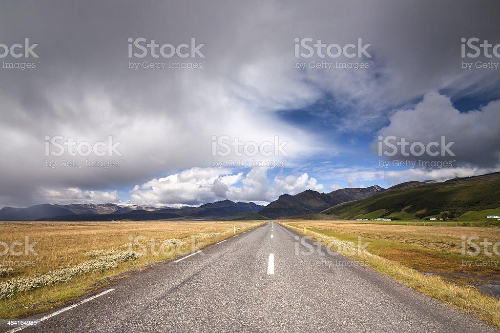 Ring Road. royalty-free stock photo