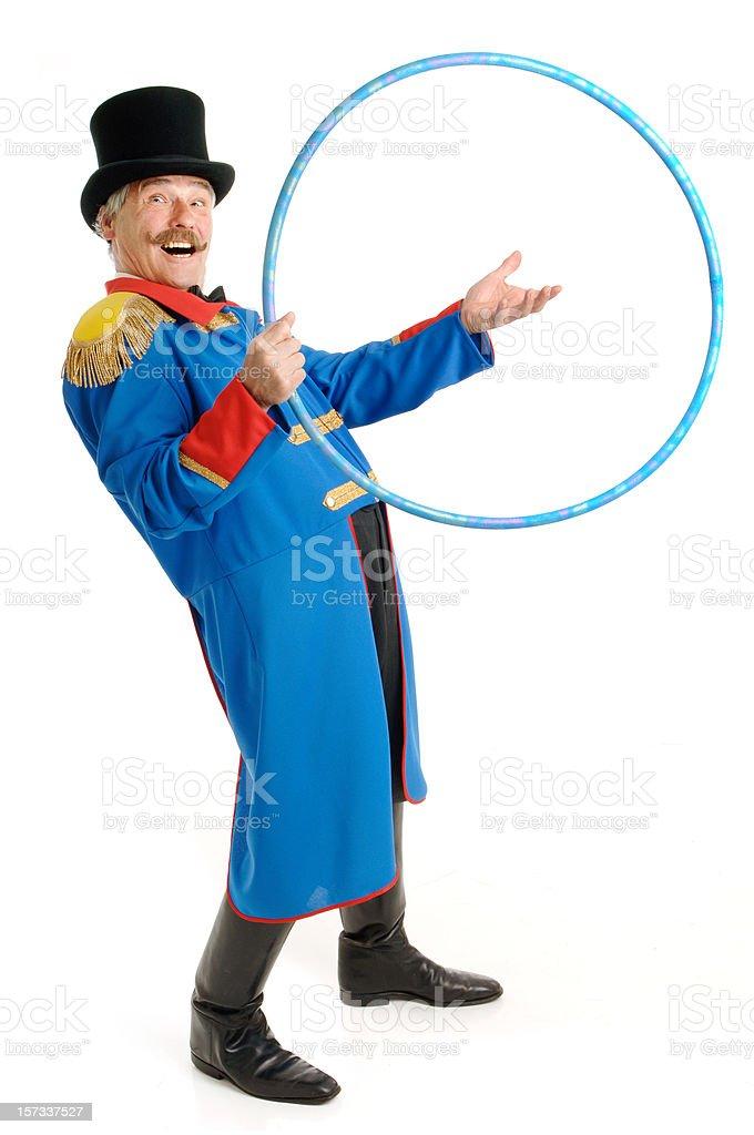 Zirkusdirektor – Foto