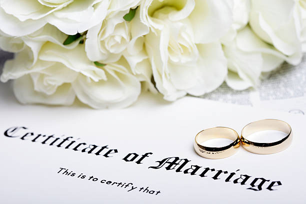 Marriage Certificate Pictures Images and Photos iStock – Marriage Certificate