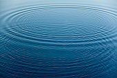 ripple on the water surface
