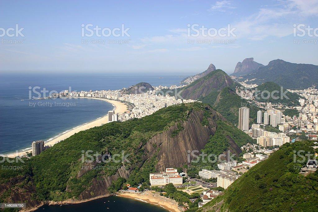 Rio de Janeiro, Brazil royalty-free stock photo