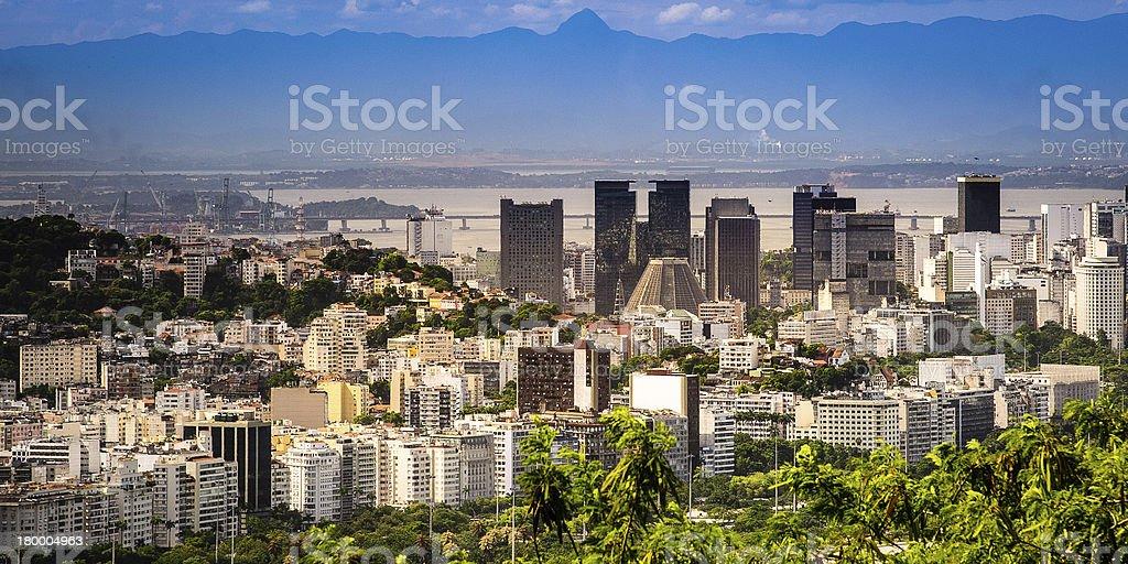 Rio de Janeiro royalty-free 스톡 사진