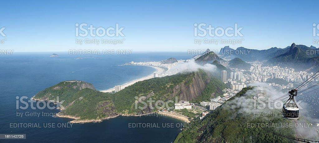 Rio de Janeiro royalty-free stock photo