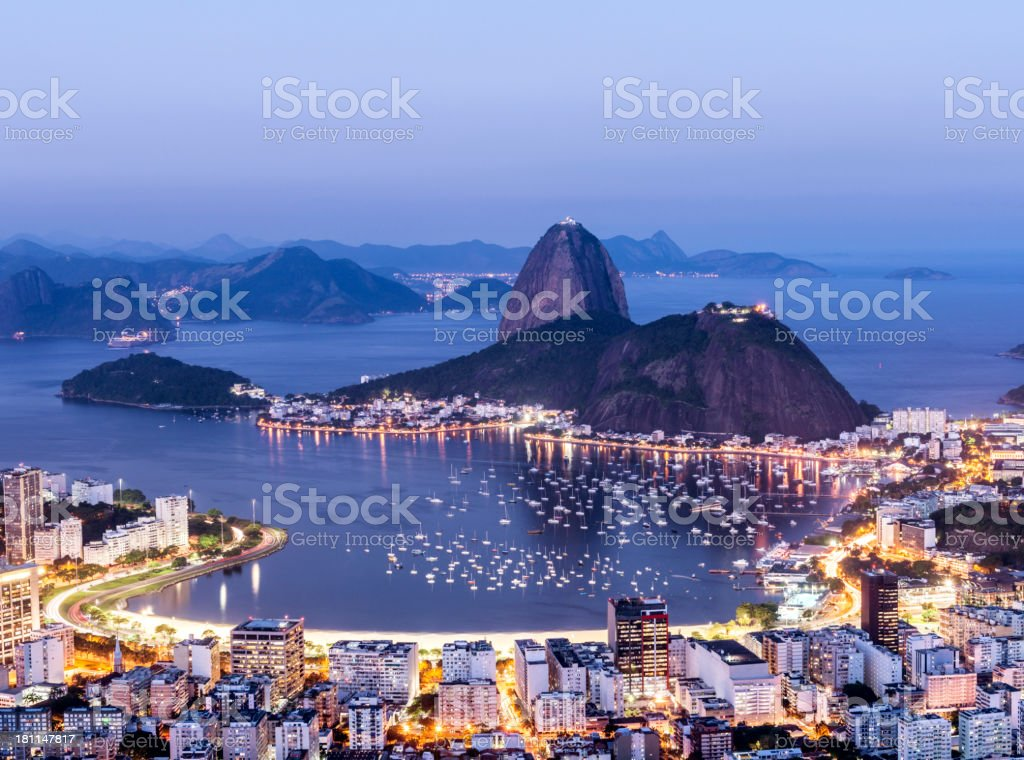 Rio de Janeiro stock photo