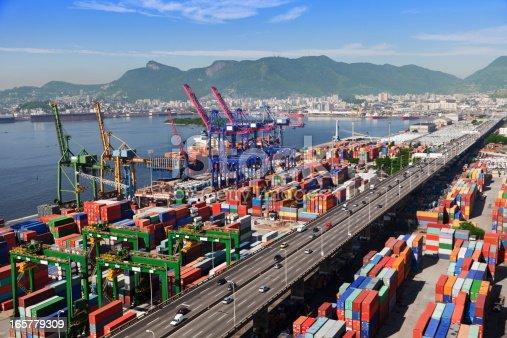 istock Rio de Janeiro Port 165779309