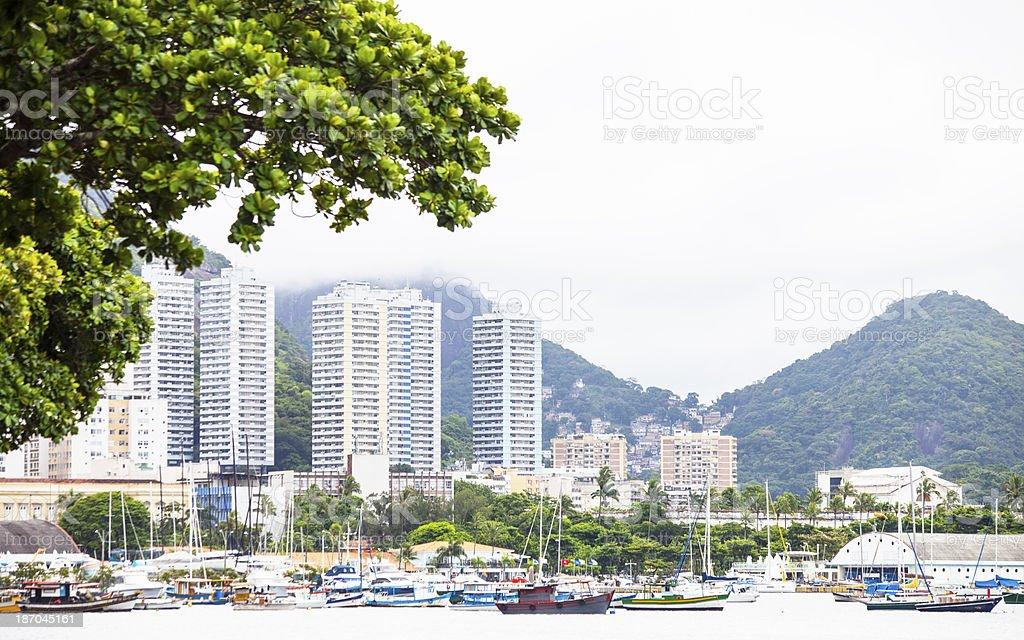 Rio De Janiero. royalty-free stock photo