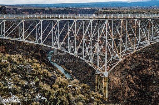 Photo taken northwest of Taos in New Mexico.