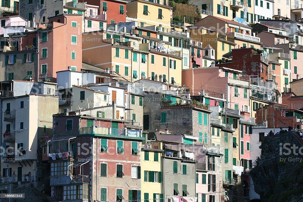Rio Maggiore royalty-free stock photo