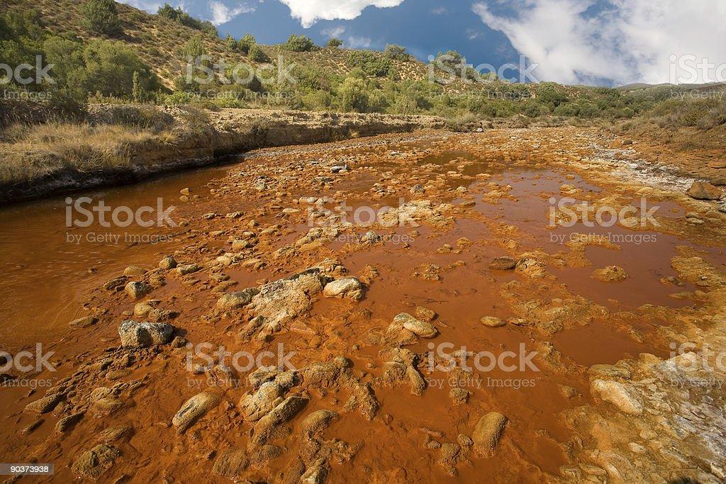 rio naracauli royalty-free stock photo